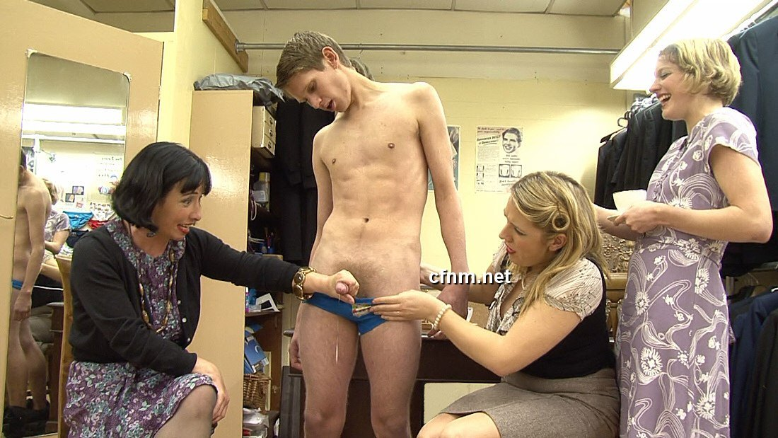 Handicapped girl fucked creampie