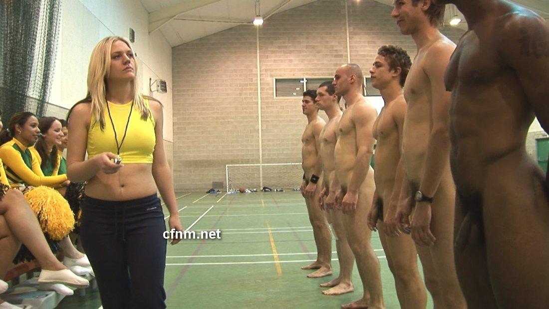 real naked female athaletes
