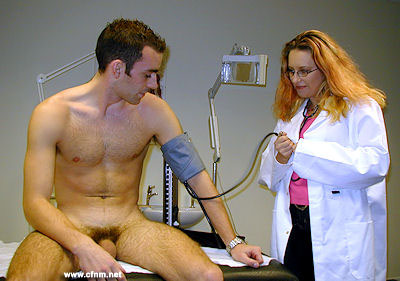 Footballers' value is assessed by female doctors.